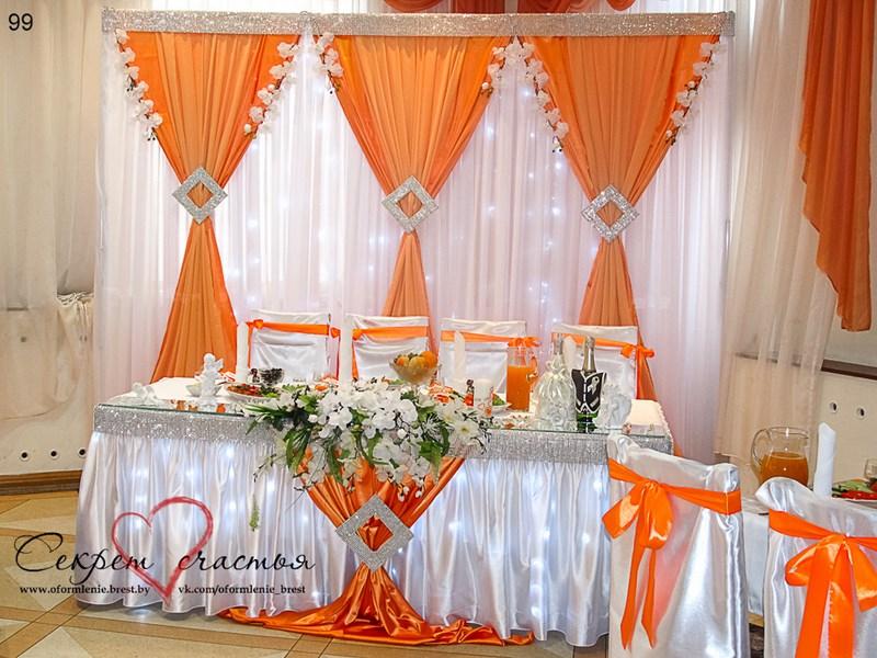 Украшения на свадьбу брест
